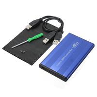 USB 2.0 2.5 inch External IDE HDD Enclosure Case Hard Disk Drive