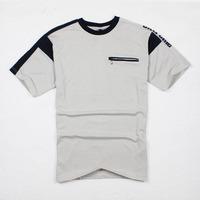[ 520 ] summer new short-sleeved t-shirt for men outdoor climbing t-shirt wholesale men's quick-drying T Qingdao Foreign Trade