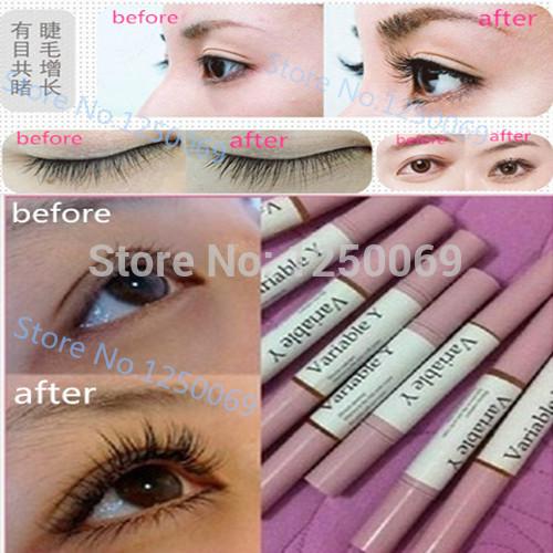 3 pcs FEG brand natural eyelash tonic growth treatment products Variable Y Eyelash extension Enhancer eyelash hair serum liquid(China (Mainland))