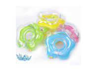DHL Free shipping New Baby Aids Infant baby float NewBorn Baby Swimming Neck Float Ring Safety Sale accessori piscina 50pcs/lot
