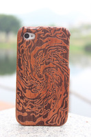 Case for iPhone 4 4S Wooden style Cover Free shipping mobile phone cases New Arrive 2014 accessories
