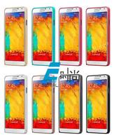 Freeshipping Ultra thin 0.7mm Aluminum Metal Bumper Frame For Samsung Galaxy Note 3 III N9000