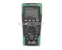 MASTECH MS8236 Autoranging Digital Network Multimeter LAN/TONE/PHONE Cable Tester Meter