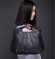2014 New Hot Sale Woman Luxury Genuine Leather Evening Handbags Messenger  Bag Fashion Unique Vintage Designers Satchel Bag