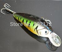 Discount Fishing baits 5pcs/set hard baits Minnow VIB Popper Pencil Fat Lures Lure Series SF-04