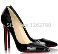 Nib So Kate Women Pump In BLACK Patent 120MM Like Pigalle High Heels