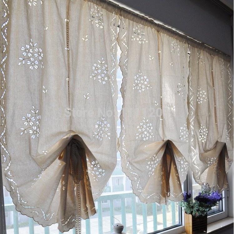 Cortinas De Baño Por Mayor:Waterfall Balloon Curtains