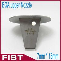 Freeshipping 15 x 7mm Bga Hot Air Nozzle For Honton / Zhuomao / SCOTLE-IR360 SCOTLE-HR6000 SCOTLE-HR460 SCOTLE-HR460C Station