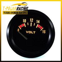 """T-Power Store: 2""""(52mm)  Universal 12V Volts meter/volt geaug /auto meter/auto gauge/tachometer/car meter/Racing meter"""