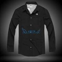 2014 new fashion shirts brand shirt men Omni-Wick,Omni-Freeze ZERO,Omni-Shade quick dry,anti-uv,for outdoors hiking,camping Hi-Q