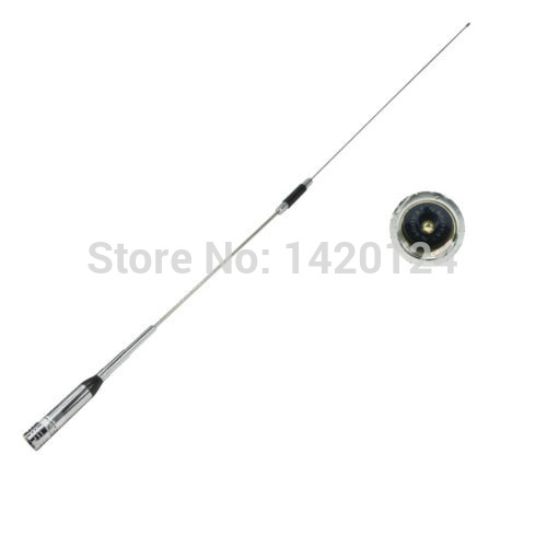 NAGOYA NL-770R DUAL BAND mobile 144/430Mhz Antenna for FT-8800R FT-2800M With Free Shipping(China (Mainland))