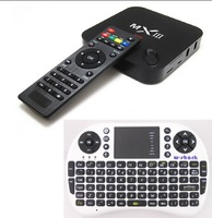 MXIII Android TV Box Amlogic S802 Quad Core XBMC 1G/8G WiFi 4K HDMI Android 4.4 MX iii + 500AC Keyboard Mouse