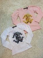 Wholesale New brand fashion Baby&Girl's autumn casual T-shirt/Children's long sleeve O-Neck sports cotton clothing+free shipping