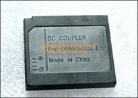 10Pcs/Lot Power Supply Connector DMW-DCC10 DMW DCC10 DMWDCC10 DC Coupler for Panasonic Lumix Cameras DMC FX78 FX80 FX90 FP5 FP7
