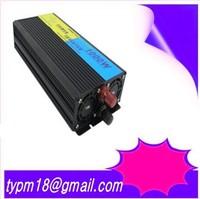 1000W Watts Peak Real 1000W 1000 Watts Power Inverter 110V DC to 220V AC for solar panel + Free shipping