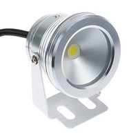 IP68 Waterproof Landscape Pool Lamp With IR Remote, Warm White or RGB