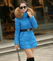 High quality autumn winter women winter jacket coat slim duck down jacket for women S--XL