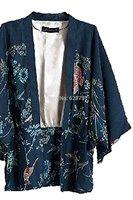 New Vintage Retro Women Ethnic Phoenix Loose Style Kimono Cardigan Jacket Coat Free Shipping