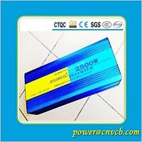 free shipping! 2500W Off Pure Sine Wave Power Inverter,48V to 220V  5000w Peak power inverter, Solar&Wind Inverter
