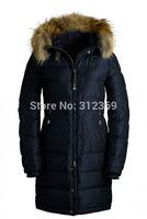 Black Dark blue Army Green Women Winter Down Parka High Quality Brand Lady Down Coat Warm Winter Jacket Coat Women Down Jacket