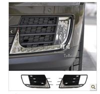 High Quality! 2013 Volkswagen Tiguan LED daytime running lights 100% waterproof LED DRL car daytime running lights fog lights