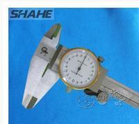 Shanghai lugu industrial dial caliper 0-150 - mm with vernier caliper