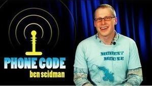 Ben Seidman - Phone Code(China (Mainland))