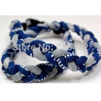 200pcs baseball titanium sport necklace fundraiser Athletic Necklaces Fundraising Opportunity Raise MONEY free shipping