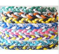 100pcs baseball titanium sport necklace fundraiser Athletic Necklaces Fundraising Opportunity Raise MONEY free shipping
