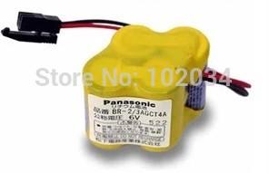 Комплект батарей 100% /2/3agct4a 6V PLC FANUC a98l/0031/0025 BR-2/3AGCT4A 1pcs new a98l 0001 0481 m a98l 0001 0481 t a98l 0001 0524 a a98l 0005 0019 a membrane keypad