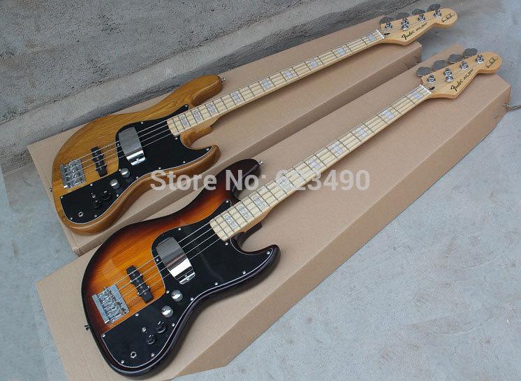 Brand Classic New Import Hardware w Active Pickups Bass Guitar Jazz BASS Marcus Miller Model 20 Frets Electric Bass Guitar(China (Mainland))