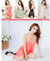 Hot Women's Sexy Lingerie Lace Dress Underwear Babydoll Sleepwear G-string
