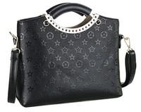 2014 Autumn new Korean fashion leisure wild stereotypes handbags embossed shoulder bag handbags wholesale  women messenger bags