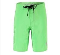 New 2014 Bermuda Shorts Surf Boardshorts Fashion Brand Swim Short Men Sport 2 Color Stretch