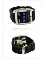 TW530 Follow Model I6/6s watchphone 1.8 inch 3G Quadband smart watch with Skype Twiter Dreamy Stone 2.0M Camera 512M RAM