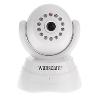 Wanscam - Wireless Two Way Audio Rotate Pan/Tilt Speed WiFi IP Camera ,P2P