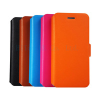 Portable flip genuine leather  case stand holder mount cover wallet for Apple Iphone 6 4.7 inch