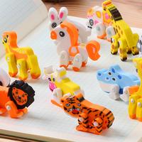 Eraser Correction Supplies Korea Creative Cartoon Animal Shaped Eraser School Supplies Stationery Cute Kawaii