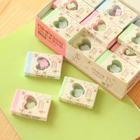 Eraser Correction Supplies Korea Clover Cute Eraser School Supplies Stationery Cute Kawaii