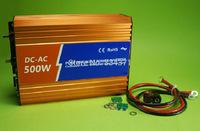 500w Solar power inverter 12V/24V/48V to AC 220V Pure sine wave power inverter solar inverter wind inverter car adapter USB