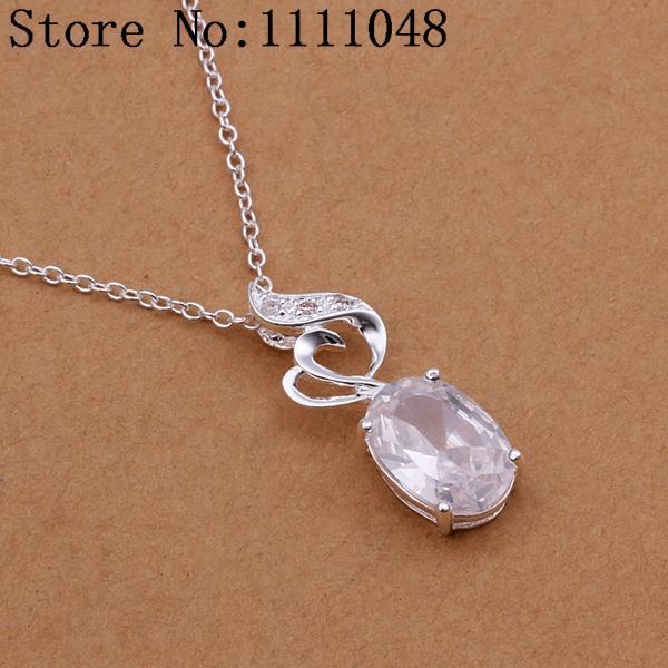 Цепочка с подвеской Silver Angel JN335 925 & браслет цепь silver angel 925 13
