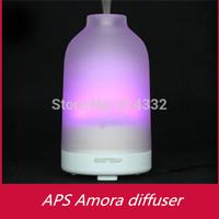 China wholesale Glass Ultrasonic electric aroma diffuser lamp glass aroma oil diffuser ultrasonic air humidifier purifier aroma