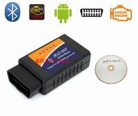 Vehicle Diagnostic Tool OBD2 OBD-II ELM327 ELM 327 V1.5 Bluetooth Car Interface Scanner Works On Android