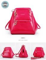 Gold fox backpack fashion female package 2014 new tide euramerican fashion lady handbags handbags single shoulder bag