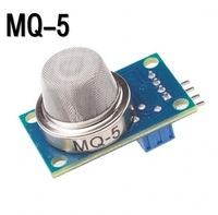 10PCS MQ-5 LPG, natural gas, city gas sensor module / gas sensor