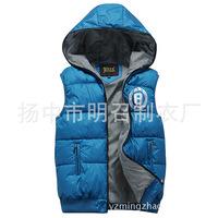 2014 men's fashion casual vest factory direct price movement Maga