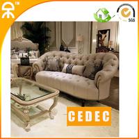 1+2+3 seat /lot PU living room combinational sofa set  for big hotel or spa CE- 0000435