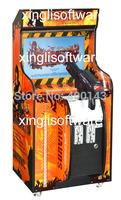 "22"" LCD Mini Game Machine children shooting arcade cabinet shoot game machine for kiddie"