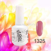 24PCS From 177 colors IDO UV gel soak off 15ml/0.5oz  color Gel nails   (22colors +1top+1base)