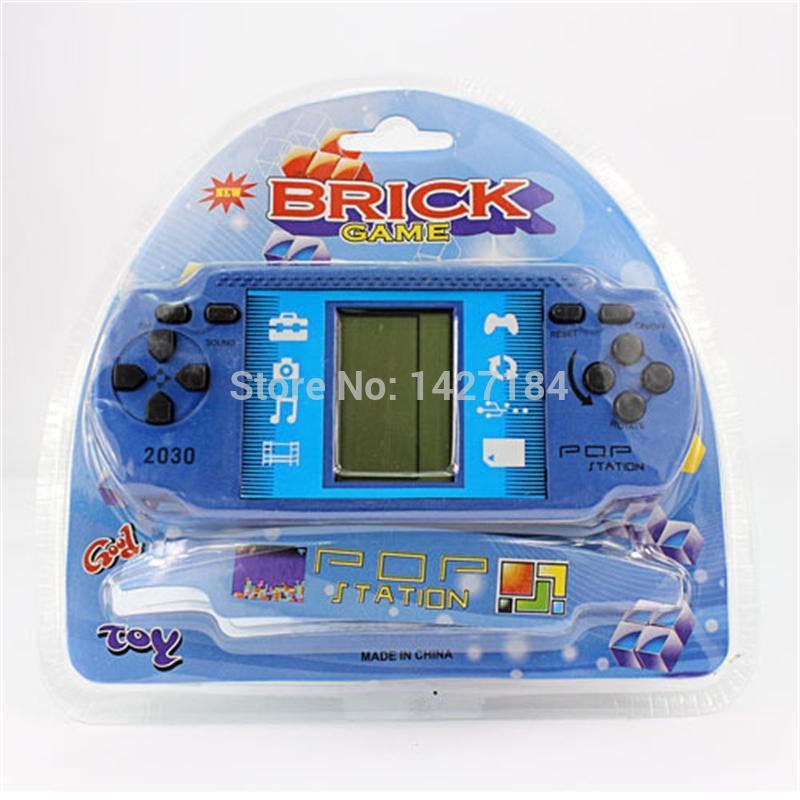 Tetris Handheld Electronic Game Brick Game,tetris,handheld